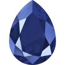Swarovski Crystal Pear Fancy Stone4320 MM 14,0X 10,0 CRYSTAL ROYAL BLUE
