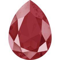 Swarovski Crystal Pear Fancy Stone4320 MM 14,0X 10,0 CRYSTAL ROYAL RED