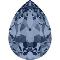 Swarovski Crystal Pear Fancy Stone4320 MM 8,0X 6,0 DENIM BLUE F