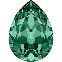 Swarovski Crystal Pear Fancy Stone4320 MM 6,0X 4,0 EMERALD F