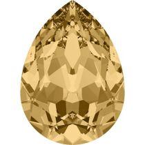 Swarovski Crystal Pear Fancy Stone4320 MM 8,0X 6,0 LIGHT COLORADO TOPAZ F