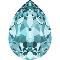 Swarovski Crystal Pear Fancy Stone4320 MM 8,0X 6,0 LIGHT TURQUOISE F