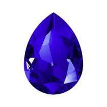 Swarovski Crystal Pear Fancy Stone4320 MM 6,0X 4,0 MAJESTIC BLUE F