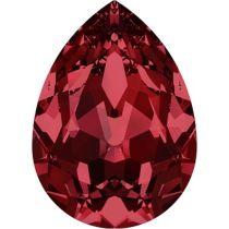 Swarovski Crystal Pear Fancy Stone4320 MM 8,0X 6,0 SIAM F