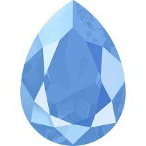 Swarovski Crystal Pear Fancy Stone4320 MM 14,0X 10,0 CRYSTAL SUMMER BLUE