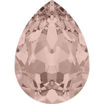 Swarovski Crystal Pear Fancy Stone4320 MM 14,0X 10,0 VINTAGE ROSE F