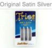 SOFT FLEX TRIOS- ORIGINAL SATIN SILVER