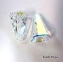 Swarovski Artemis Bead (5540) -12mm - Crystal AB