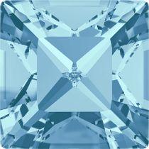 Swarovski Crystal Fancy Stone Xilion Square 4428 MM 8,0 AQUAMARINE F