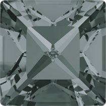 Swarovski Crystal Fancy Stone Xilion Square 4428 MM 6,0 BLACK DIAMOND F