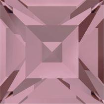 Swarovski Crystal Fancy Stone Xilion Square4428 MM 4,0 CRYSTAL ANTIQUPINK F