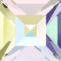 Swarovski Crystal Fancy Stone Xilion Square4428 MM 4,0 CRYSTAL AURORE BOREALE F