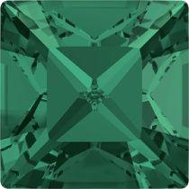Swarovski Crystal Fancy Stone Xilion Square 4428 MM 2,0 EMERALD F