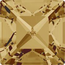 Swarovski Crystal Fancy Stone Xilion Square 4428 MM 2,0 LIGHT COLORADO TOPAZ F