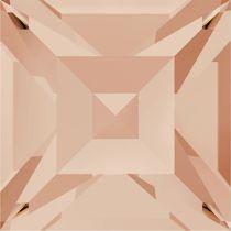 Swarovski Crystal Fancy Stone Xilion Square 4428 MM 2,0 LIGHT PEACH F