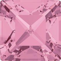 Swarovski Crystal Fancy Stone Xilion Square 4428 MM 4,0 LIGHT ROSE F