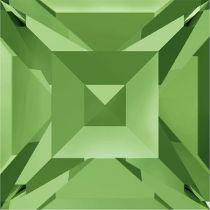 Swarovski Crystal Fancy Stone Xilion Square 4428 MM 2,0 PERIDOT F