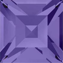 Swarovski Crystal Fancy Stone Xilion Square4428 MM 6,0 TANZANITE F