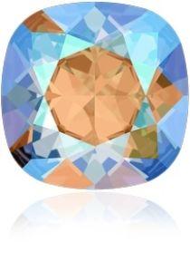 Swarovski Crystal Fancy Stone Cushion Square 4470 MM 12,0 LIGHT COLORADO TOPAZ SHIMMER F