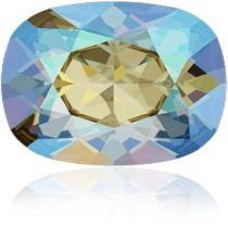 Swarovski Crystal Fancy Stone Cushion Square 4470 MM 12,0 BLACK DIAMOND SHIMMER  F