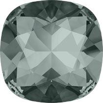 Swarovski Crystal Fancy Stone Cushion Square 4470 MM 8,0 BLACK DIAMOND F