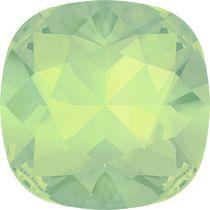 Swarovski Crystal Fancy Stone Cushion Square 4470 MM 12,0 CHRYSOLITE OPAL F