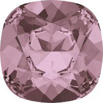 Swarovski Crystal Fancy Stone Cushion Square 4470 MM 12,0 CRYSTAL ANTIQUE PINK F