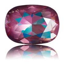 Swarovski Crystal Fancy Stone Cushion Square 4470 MM 12,0 CRYSTAL BURGUNDY DELITE