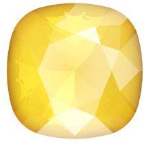 Swarovski Crystal Fancy Stone Cushion Square 4470 MM 12,0 CRYSTAL BUTTERCUP