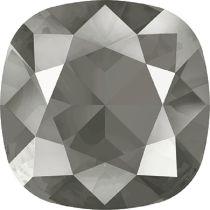 Swarovski Crystal Fancy Stone Cushion Square 4470 MM 12,0 CRYSTAL DARK GREY