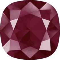 Swarovski Crystal Fancy Stone Cushion Square 4470 MM 12,0 CRYSTAL DARK RED