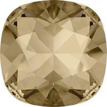 Swarovski Crystal Fancy Stone Cushion Square 4470 MM 8,0 CRYSTAL GOLDEN SHADOW F
