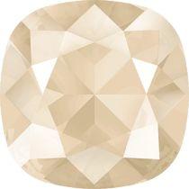 Swarovski Crystal Fancy Stone Cushion Square 4470 MM 12,0 CRYSTAL IVORY CREAM
