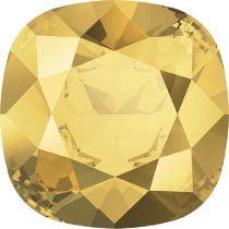 Swarovski Crystal Fancy Stone Cushion Square 4470 MM 12,0 CRYSTAL METALLIC SUNSHINE F