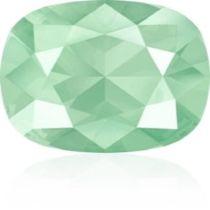 Swarovski Crystal Fancy Stone Cushion Square 4470 MM 12,0 CRYSTAL MINTGREEN