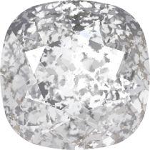 Swarovski Crystal Fancy Stone Cushion Square 4470 MM 12,0 CRYSTAL SILVER-PATINA F