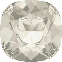 Swarovski Crystal Fancy Stone Cushion Square 4470 MM 8,0 CRYSTAL SILVER SHADE F