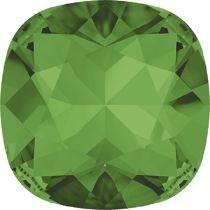 Swarovski Crystal Fancy Stone Cushion Square 4470 MM 12,0 FERN GREEN F
