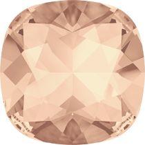 Swarovski Crystal Fancy Stone Cushion Square 4470 MM 12,0 LIGHT PEACH F