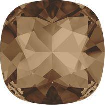 Swarovski Crystal Fancy Stone Cushion Square 4470 MM 12,0 LIGHT SMOKED TOPAZ F