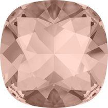 Swarovski Crystal Fancy Stone Cushion Square 4470 MM 8,0 VINTAGE ROSE F