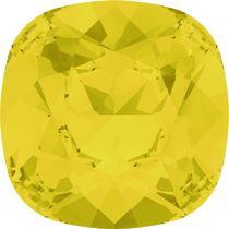 Swarovski Crystal Fancy Stone Cushion Square 4470 MM 12,0  YELLOW OPAL F