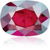 Swarovski Crystal Fancy Stone Cushion Square 4470 MM 12,0 LIGHT SIAM SHIMMER F