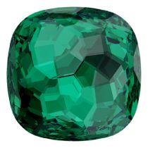 Swarovski Crystal 4483 Fantasy Cushion FS -14 MM- Emerald F