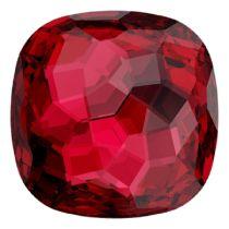 Swarovski Crystal 4483 Fantasy Cushion FS -14 MM- Scarlet F