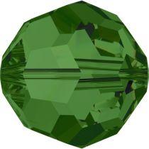 Swarovski Crystal 5000 Round Bead -8mm - Fern Green