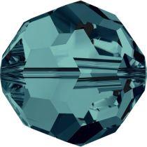 Swarovski Crystal 5000 Round Bead -8mm - Indicolite