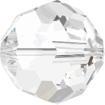 SWAROVSKI ROUND(5000) -4MM-Crystal Silver Shade