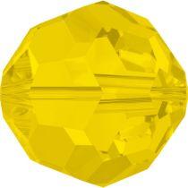 Swarovski Crystal  Round 5000-6mm- Yellow Opal