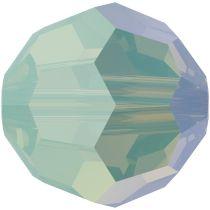 Swarovski Crystal 5000 Round Bead -8mm- Chrysolite Opal Shimmer
